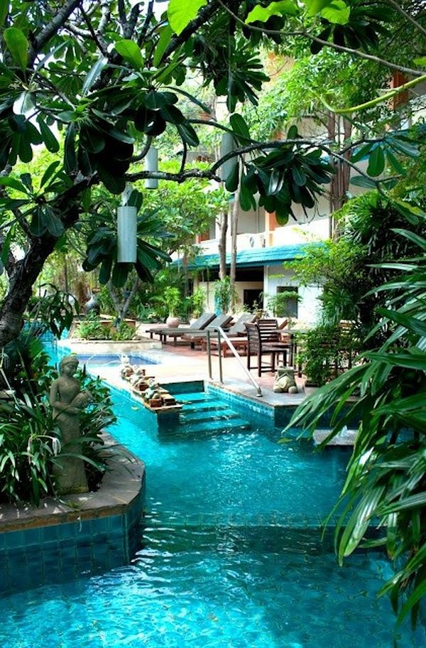 29 Backyard Pools to Dream About on Dream Backyard With Pool id=49971