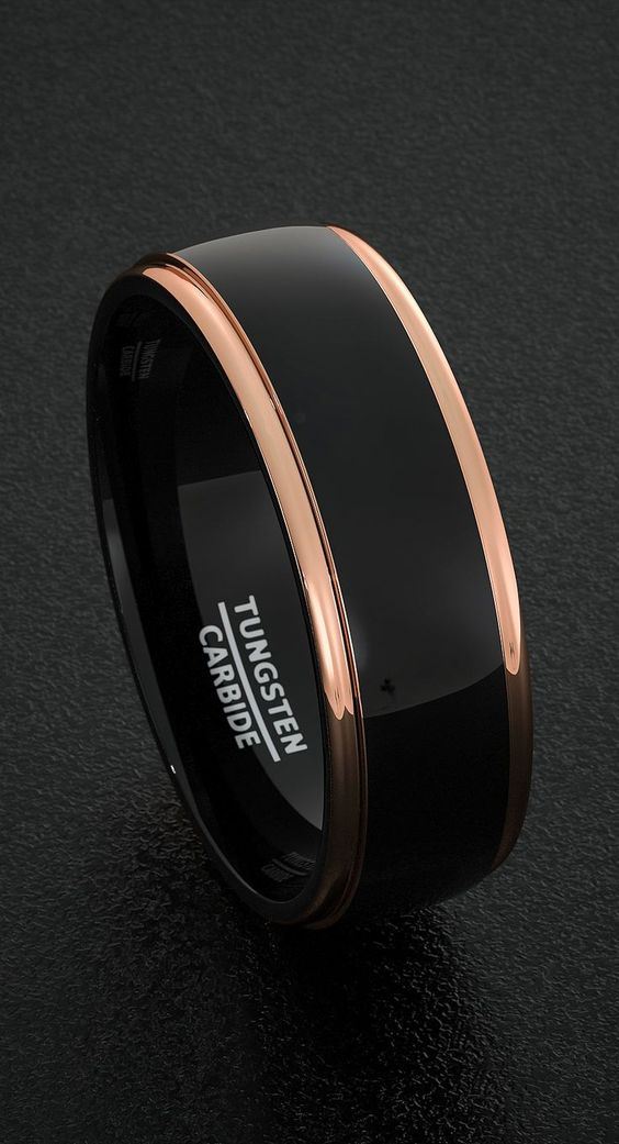 25 Unique Wedding Bands For Men Stay At Home Mum