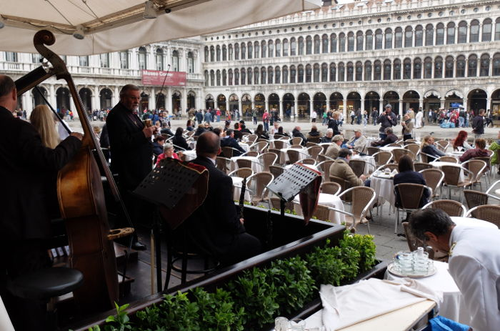 Image result for venice italy Caffè orchestra