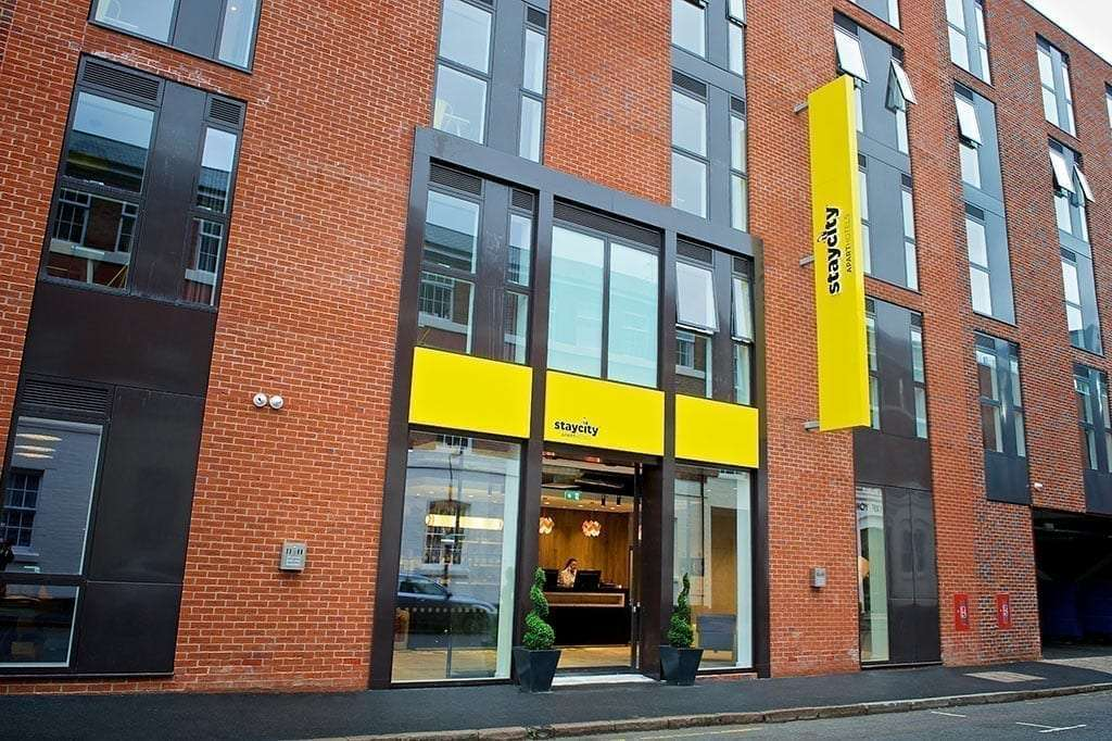 Serviced Apartments In Birmingham Staycity Aparthotels