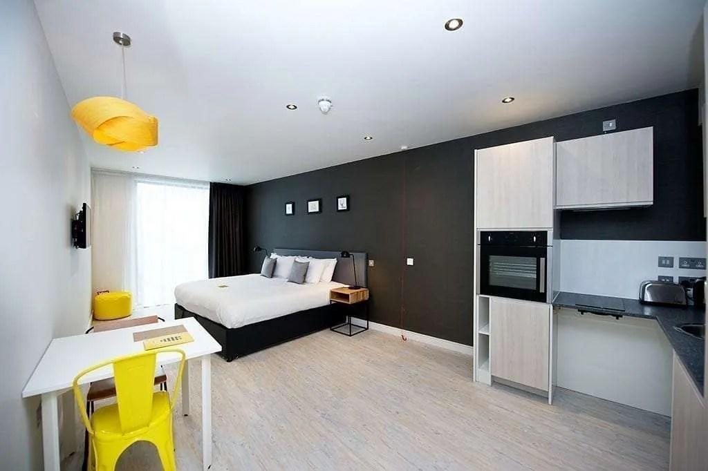 Staycity Serviced Apartments Paragon Street York Self