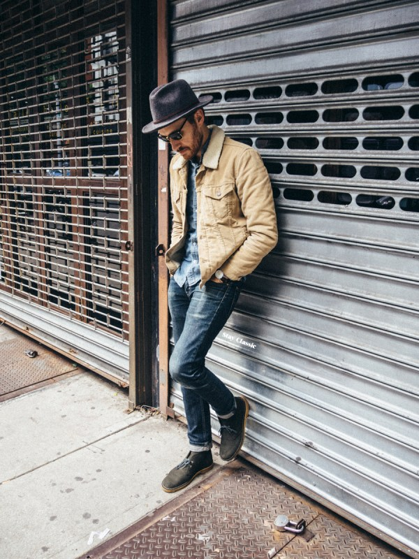 Fall with the Clarks Desert Boot - Stay Classic