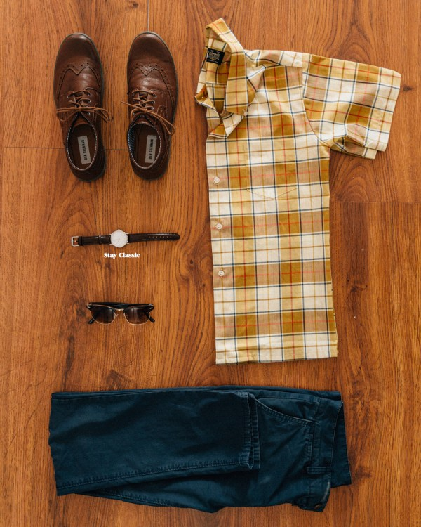 One Pair of Shoes : Multiple Outfits - Stay Classic