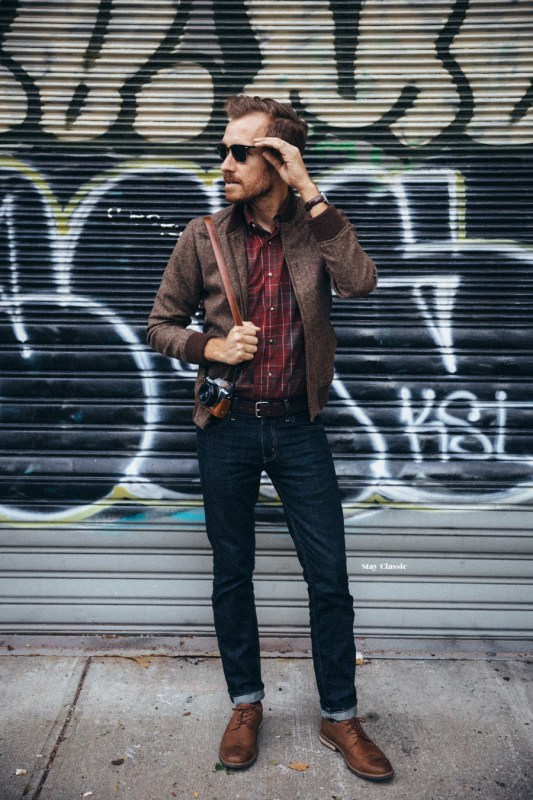 Favorite Outfits of Every Month in 2015 - Stay Classic