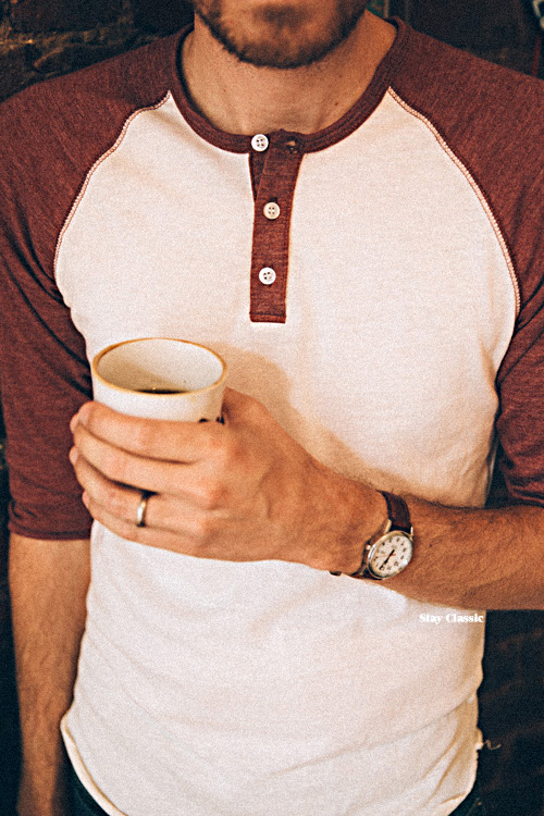 Henley Obsession - Stay Classic