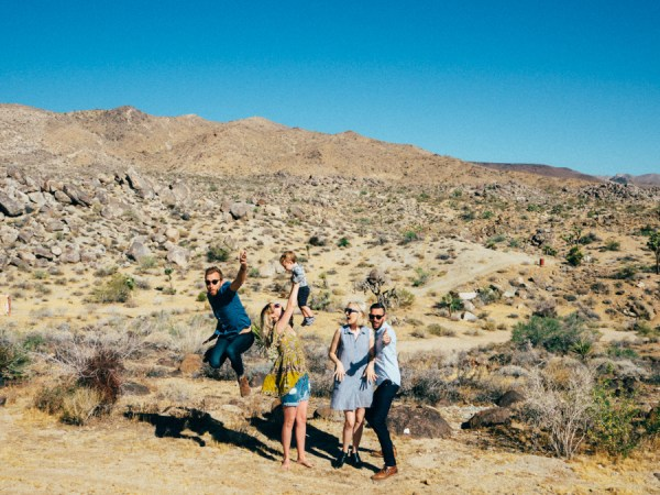 A Few Days in the Desert - Stay Classic