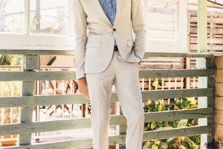 Italian Inspired Summer Suiting - Stay Classic