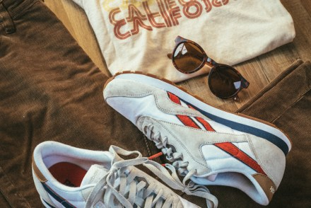 Retro Tees and Sneaks - Stay Classic