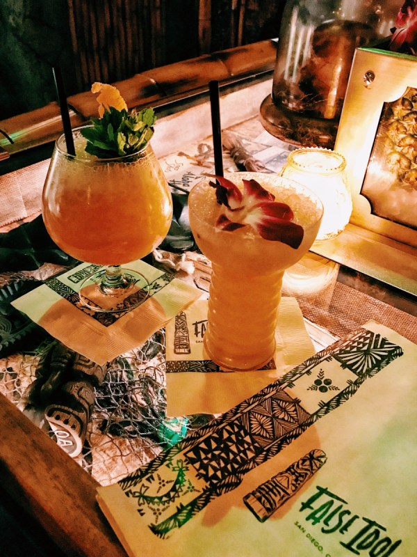 Date Night Tiki - Stay Classic