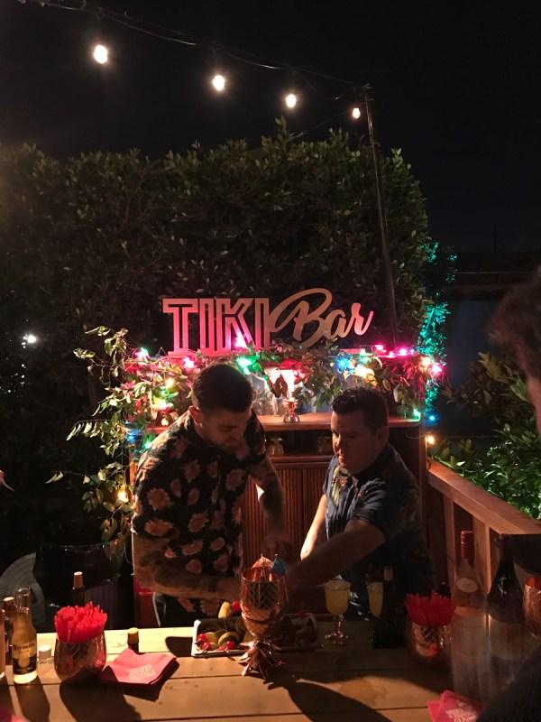 Black Tie Tiki - Stay Classic