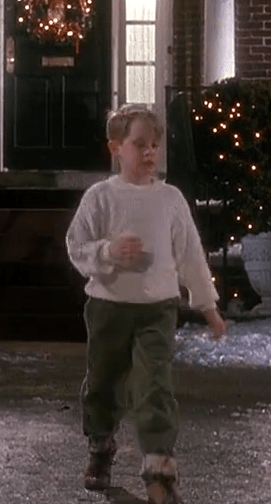 Inspired by Kevin McCallister - Stay Classic