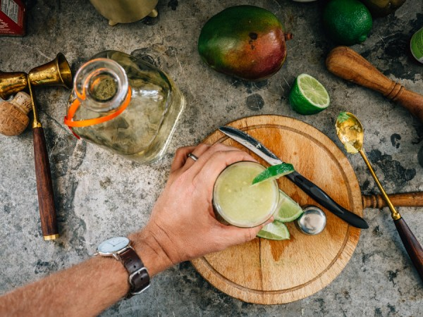 Margarita of the Year with Patron - Stay Classic