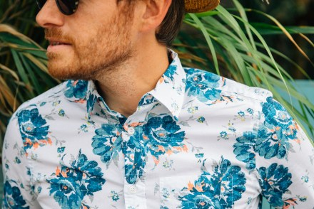Photoshoot with Old Navy and Hawaii Inspired - Stay Classic