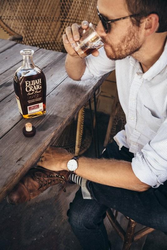 Bonding Over Bourbon - Stay Classic