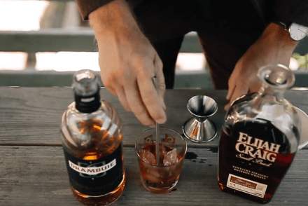 Rusty Nail Cocktail Recipe - Stay Classic