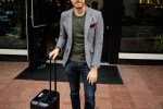 Travel Outfit with Goodfellow & Co. - Stay Classic