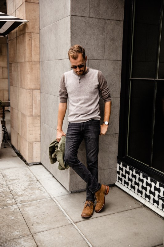 Rugged in Cashmere - Stay Classic