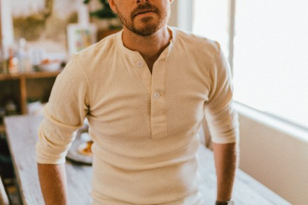 Army Surplus Henley - Stay Classic