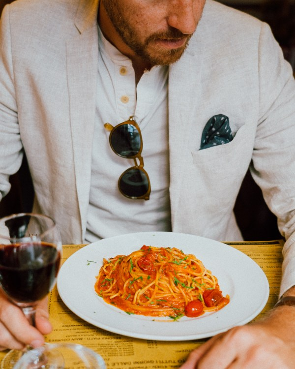 Pasta, Wine, and Gelato. - Stay Classic