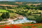 Free Natural Hot Springs in Tuscany Italy