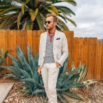 Fourth of July in Linen - Stay Classic