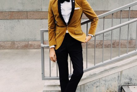 Black Tie Optional - Stay Classic