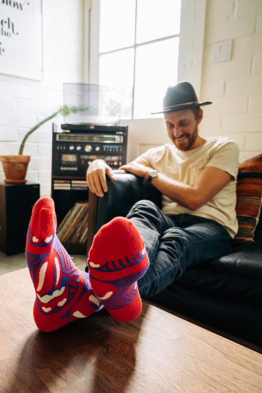 Happy Socks' The Rolling Stones Collection - Stay Classic