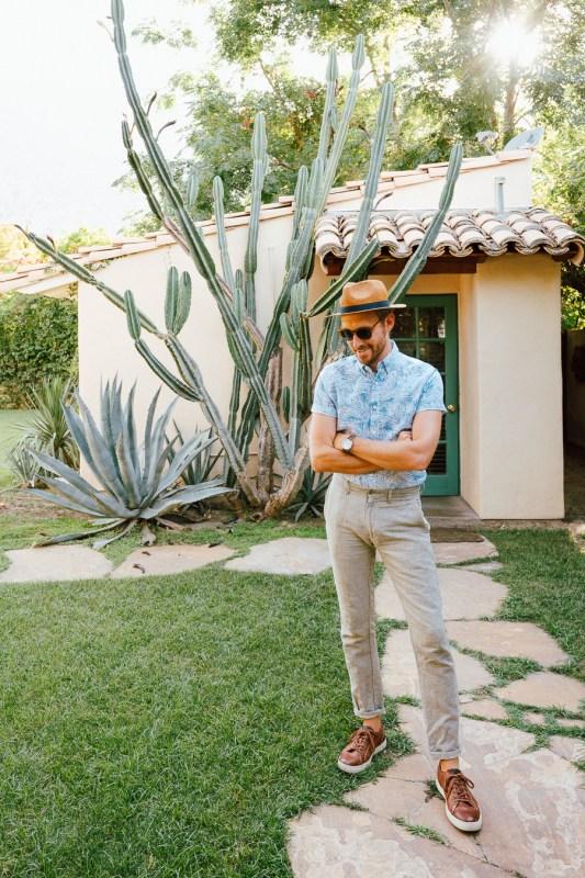 Simple Change: Aloha Shirt - Stay Classic