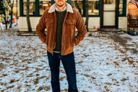 Sherpa Lined Layers - Stay Classic