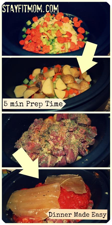 Crockpot whole30... dinner made easy!
