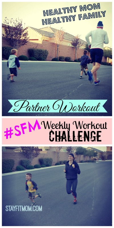 Stayfitmom.com posts a new workout every Wednesday to do at home with your kids! Love these!