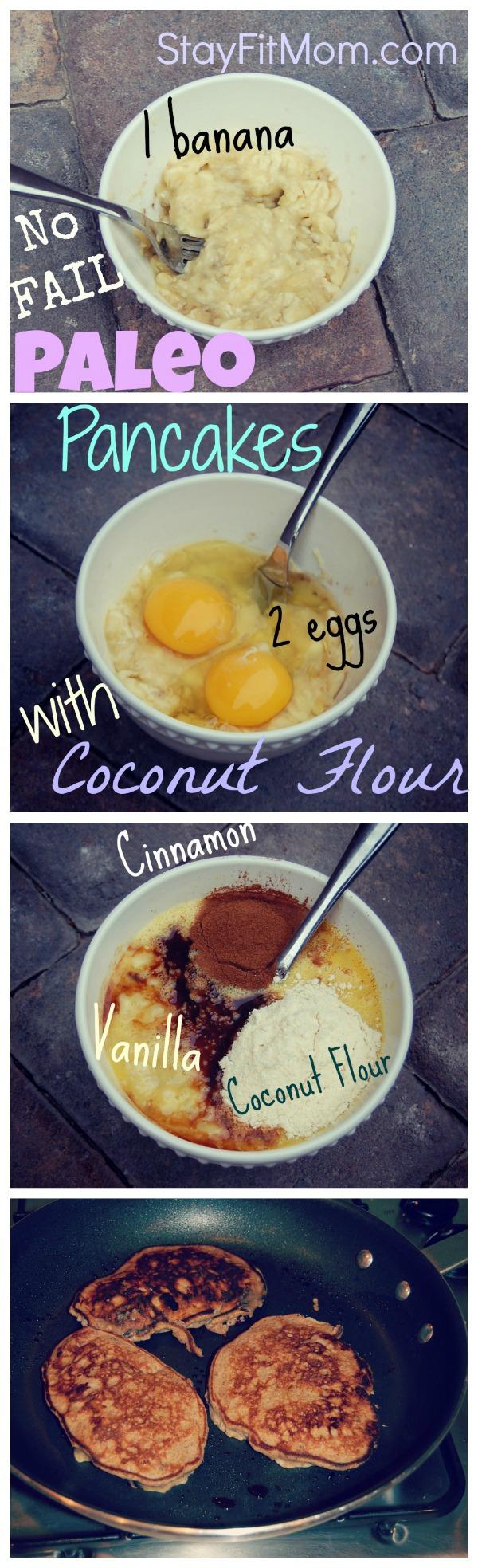 recipe: healthy banana pancakes no egg [9]