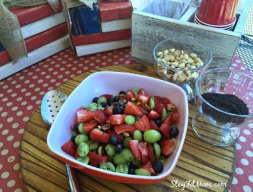 Simple Fruit Salad 3
