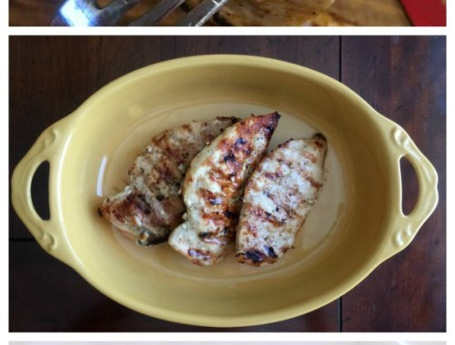 From the freezer to your dinner plate in less than an hour. This is the best grilled chicken I've had.