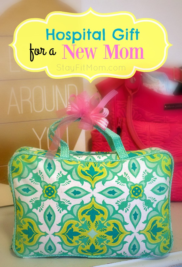 Cute Baby Shower Gift idea for an expecting first time mom  sc 1 st  Stay Fit Mom & Hospital Gift for a New Mom - Stay Fit Mom