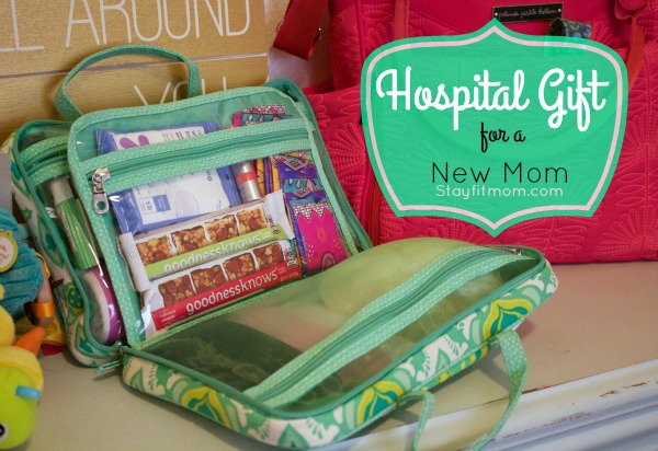New Baby Gift Ideas For Hospital : Hospital gift for a new mom stay fit
