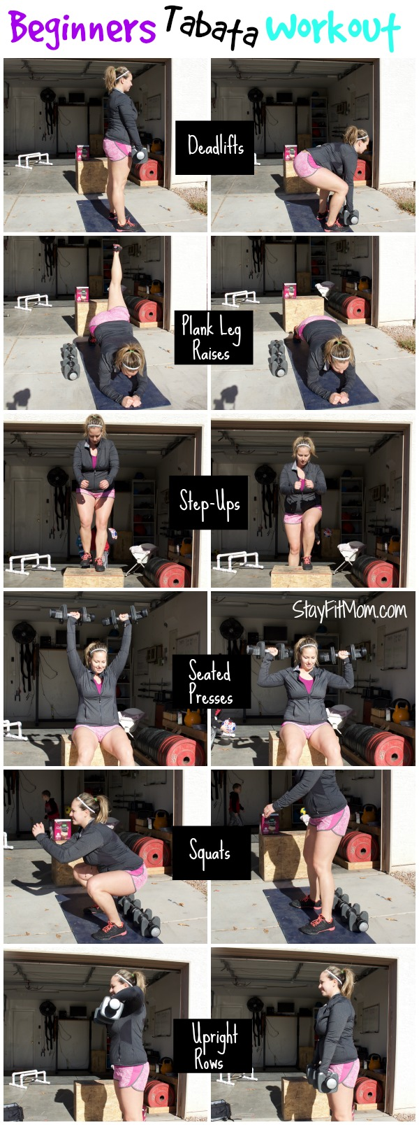 This looks like a workout I can do!