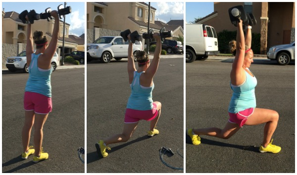 I love these weekly workouts I can do at home!