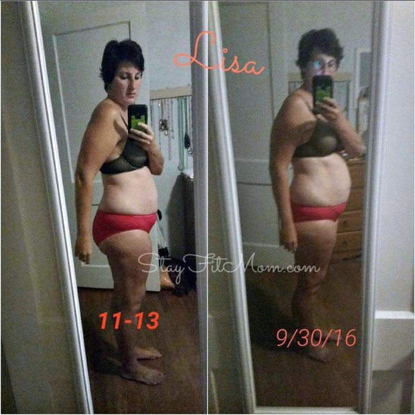 Amazing transformation photos from women who count macros