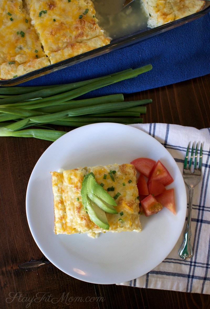 High protein, low fat breakfast meal prep idea my whole family will love!