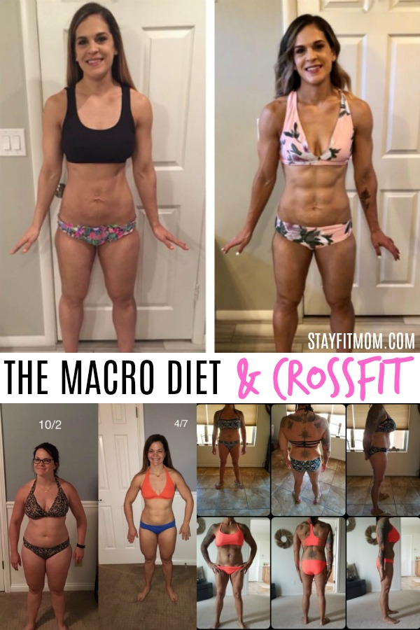 Why all crossfit athletes need to count macros! #stayfitmom #macrodiet #crossfit