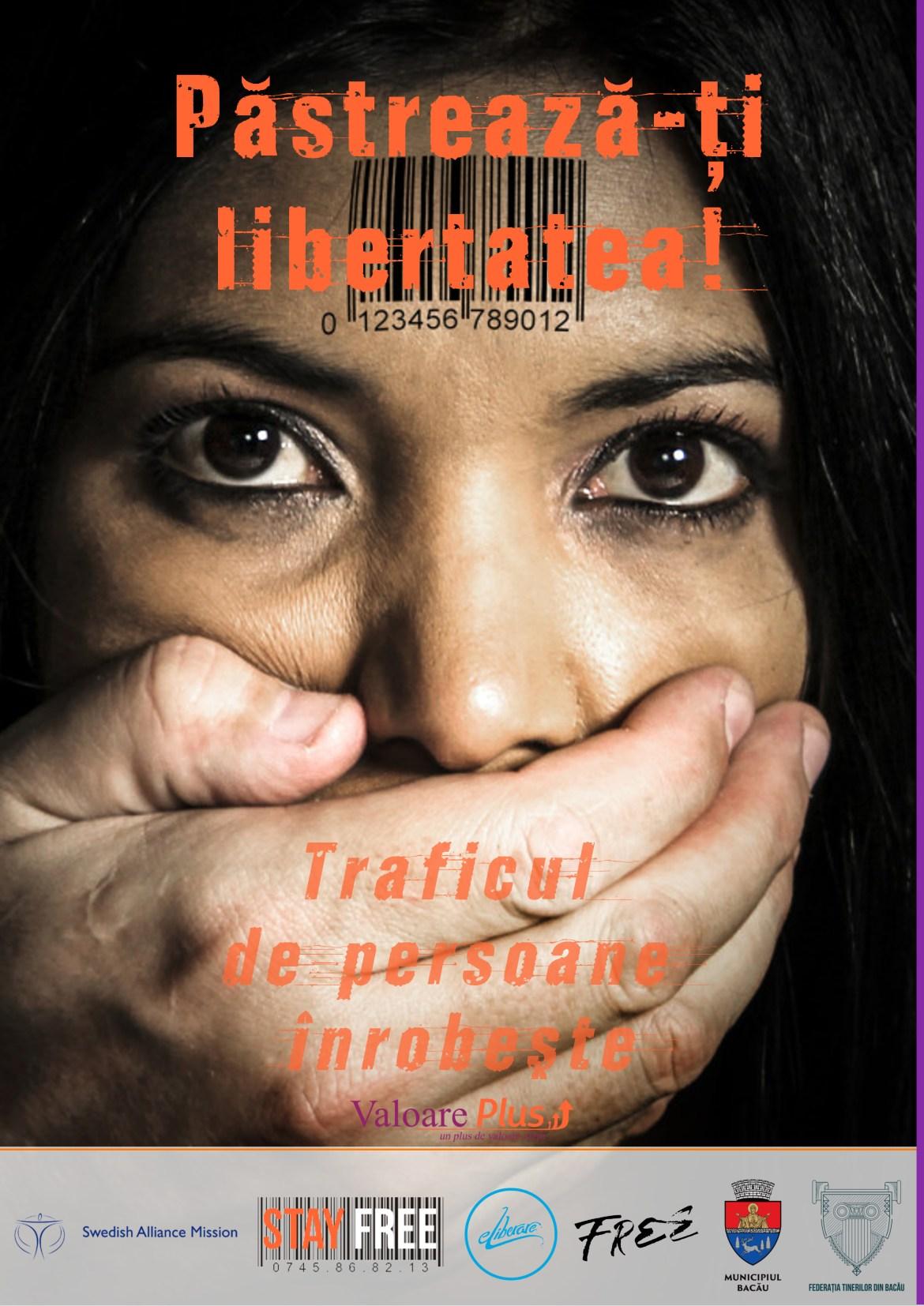 Cel mai mare proiect de prevenire și combatere a traficului de persoane din România