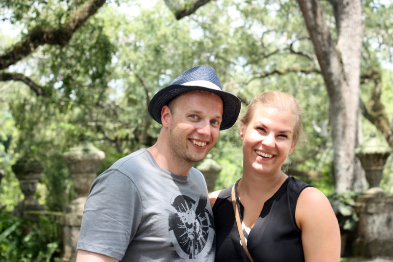 meeting my Finnish penpal: a fun trip to Florida describing my experience meeting my childhood penpal. Photos taken at Villa Vizcaya in Miami, Florida. | Stay gold Autumn