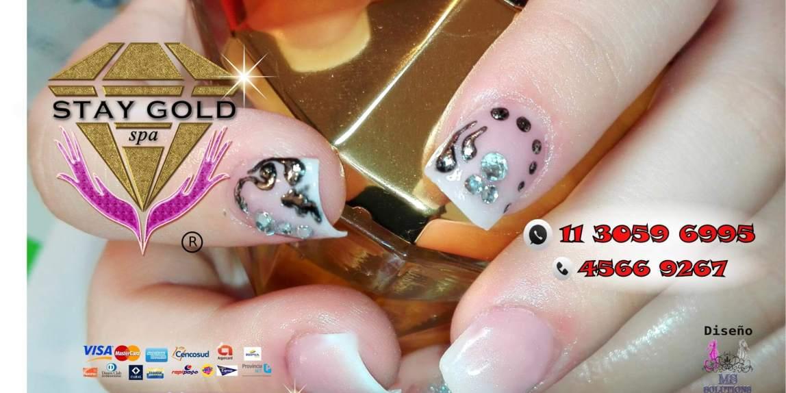 Modelo de Uñas Baby Boomer Nails