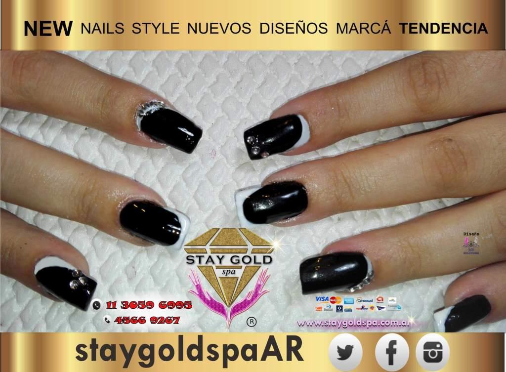 diseños de uñas decoradas 2017