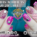 nails uñas decoradas