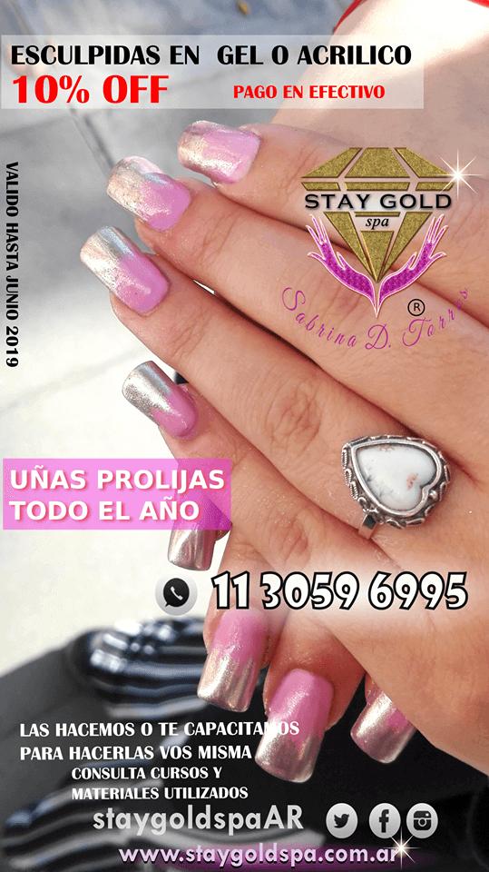Frozen Reality Nails uñas decoradas