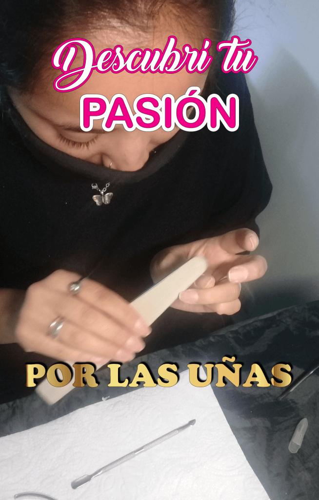 como hacer uñas esculpidas