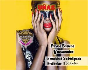 Chica Negra Cursos Iniciales y Avanzados esculpidas
