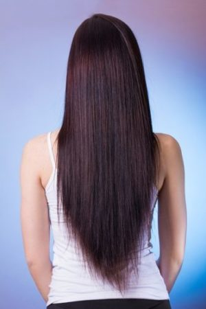 Dense Hair, Long Hair, Glowing Hair, Hair with No Split Ends